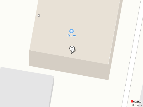 Лилия на карте Читы