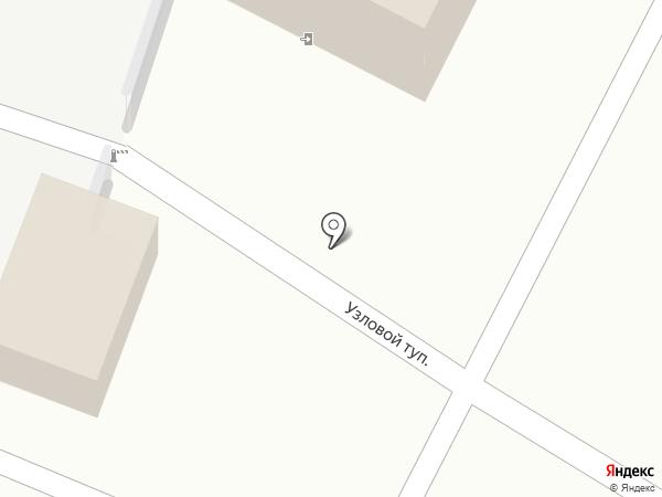 Забайкальская дирекция по управлению терминально-складским комплексом на карте Читы