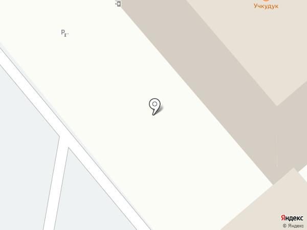 Бумеранг на карте Читы