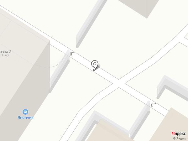 АТЛАНТ на карте Читы