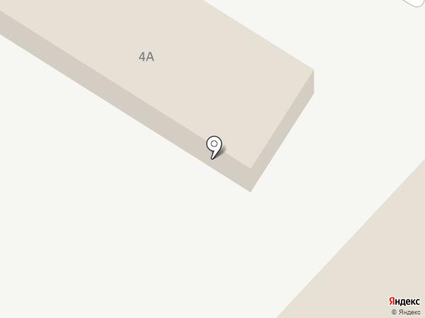 Никта на карте Читы