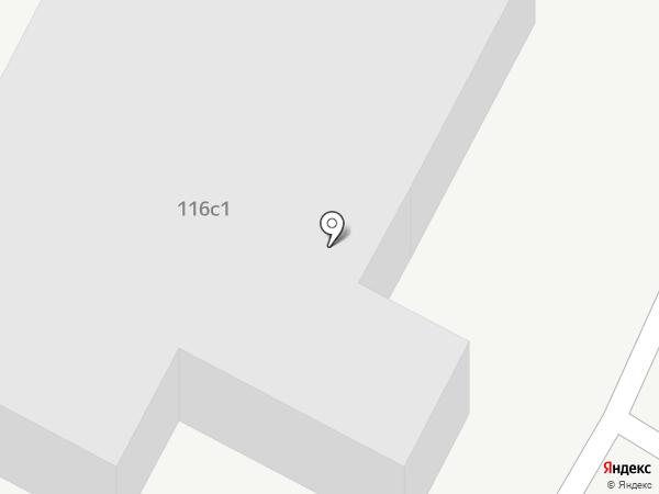 Оптово-розничная компания на карте Читы