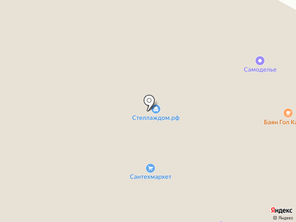 Стальград на карте Читы