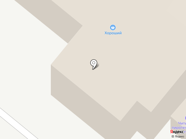 Рострикотаж на карте Читы