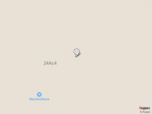 Дюйм на карте Читы