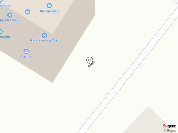 БОЛЬШОЙ ПРАЗДНИК на карте Читы