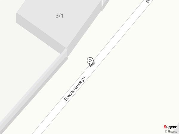 Мариям на карте Читы