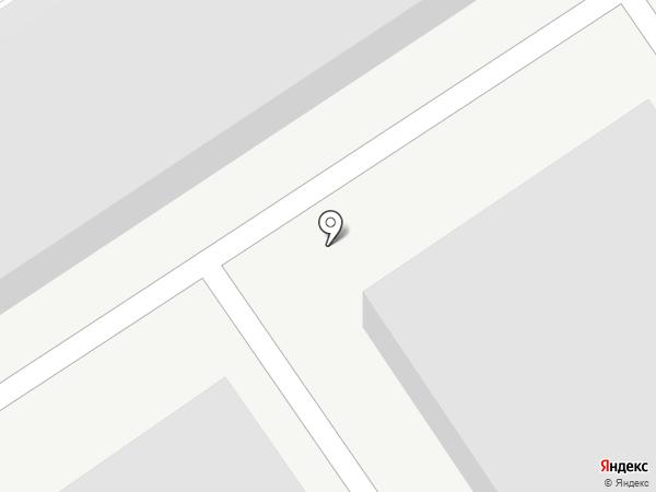 Бабит на карте Читы