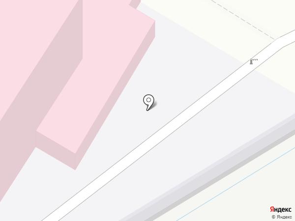 Клиника стоматологии и офтальмологии на карте Читы