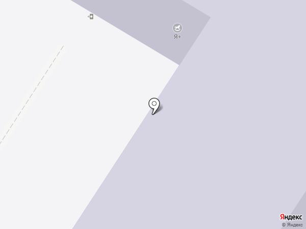 Забайкальская федерация ММА на карте Читы
