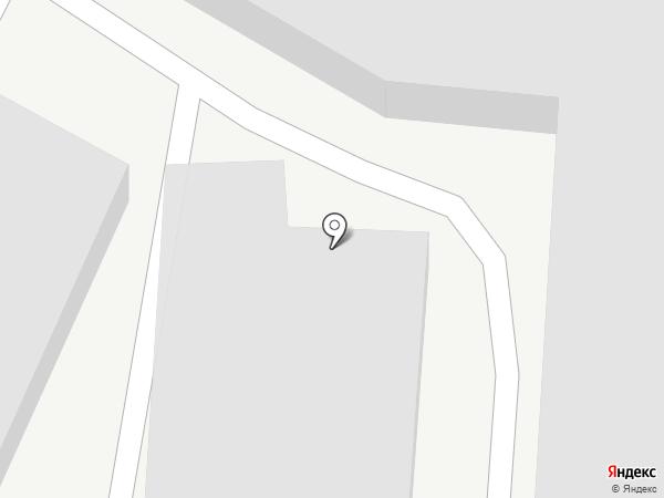 Гаражный кооператив №5 на карте Читы