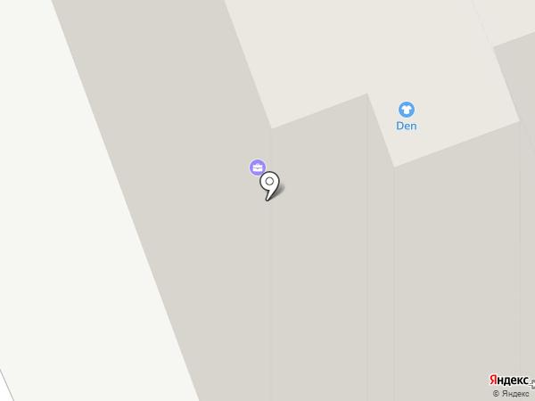 Тантал на карте Читы