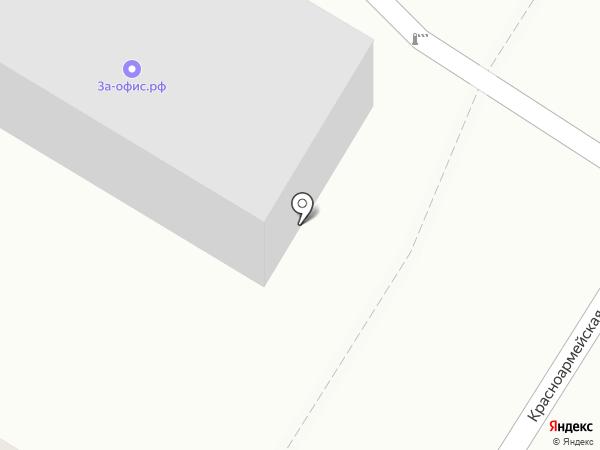 ЧитаАдмин.ру на карте Читы