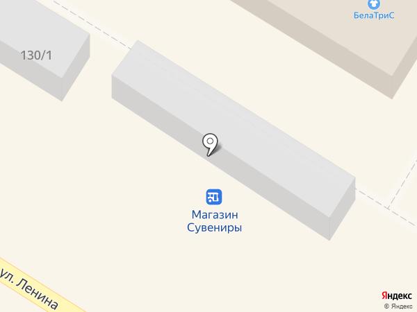 Виктория на карте Читы