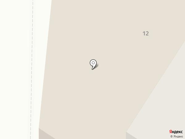 TEMPUR на карте Читы