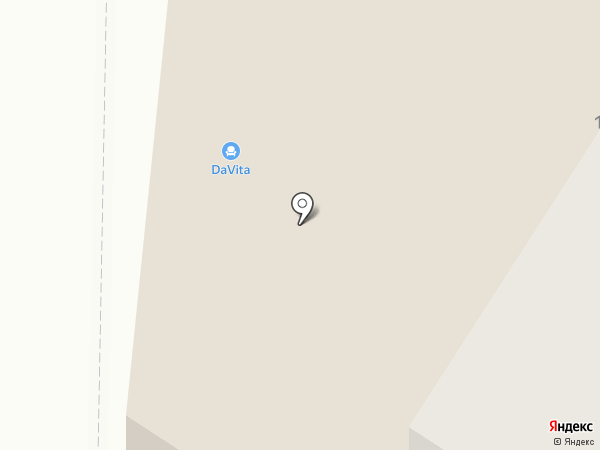 Орматек на карте Читы