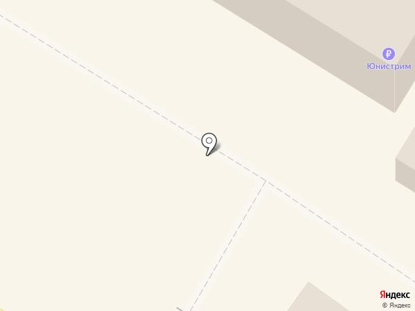 Берёзка на карте Читы
