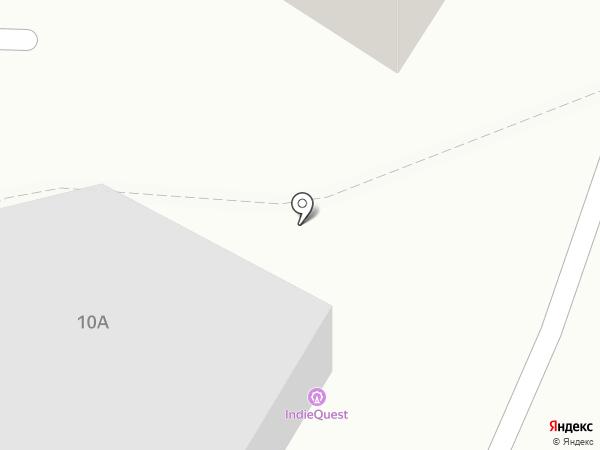 Золотая Камея на карте Читы
