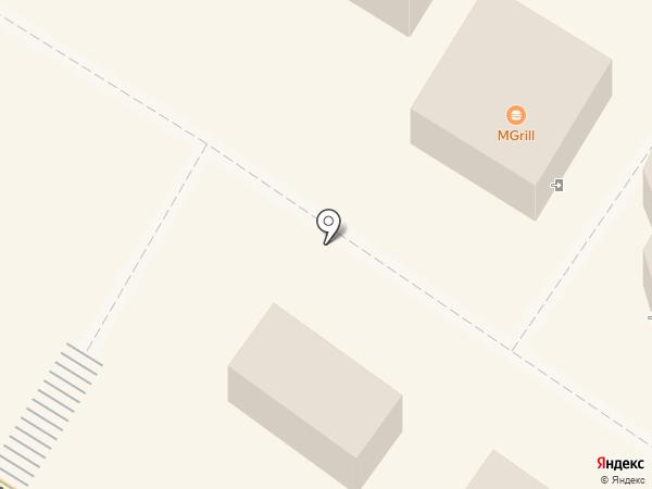 Березка на карте Читы