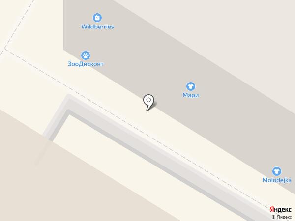 Марал на карте Читы