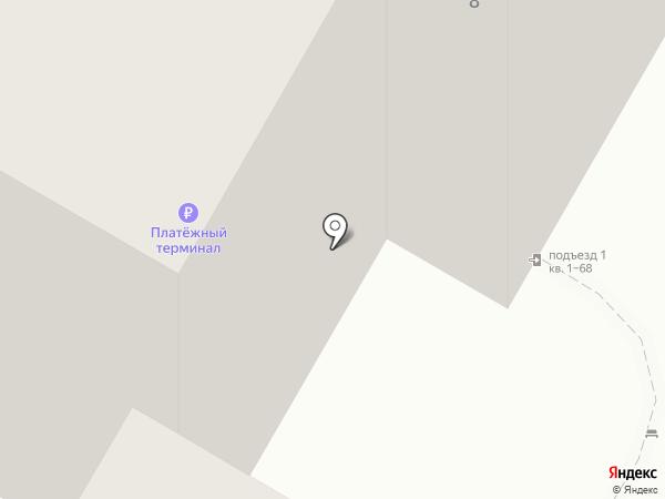 Медтехторгсервис на карте Читы