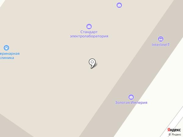Ветеринарная клиника на карте Читы