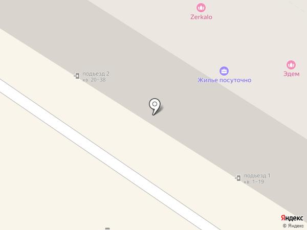 ВЕЛЬВЕТ на карте Читы