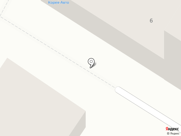 Корея авто на карте Читы