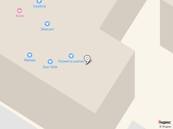 Orange на карте Читы