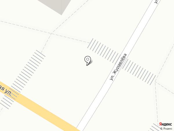 Рабочий стиль на карте Читы