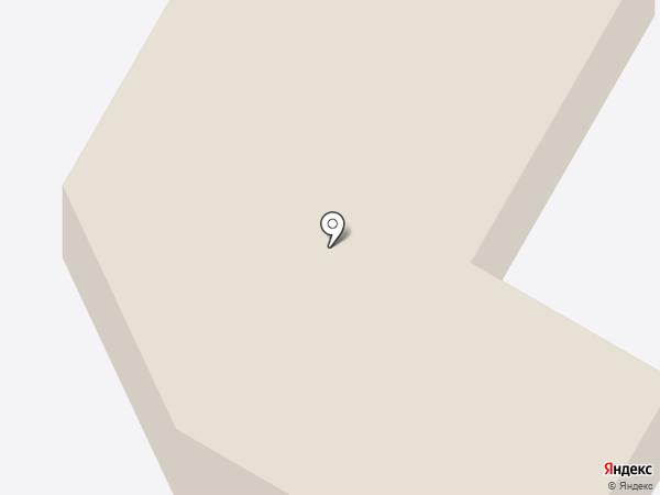 Библиотека №8 на карте Читы