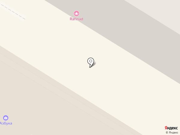 Rafinad на карте Читы