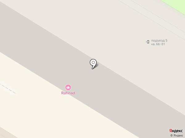 Фонд развития Забайкальского института железнодорожного транспорта на карте Читы