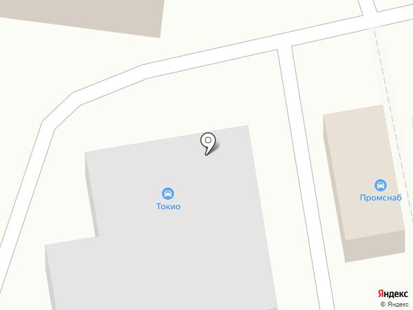 Флагман auto на карте Читы