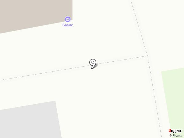 Альянс-Чита на карте Читы