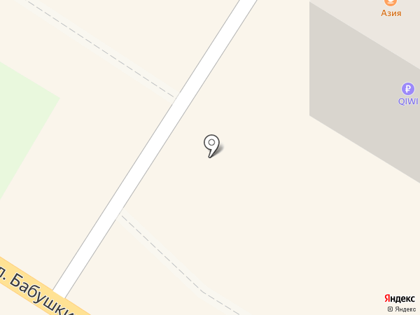 Фруктовый сад на карте Читы