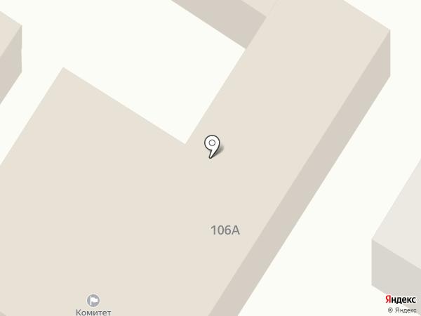 Министерство образования, науки и молодежной политики Забайкальского края на карте Читы