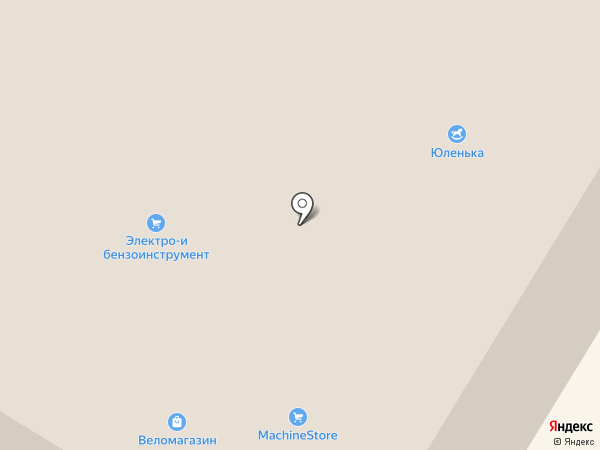 Магазин электро и бензоинструментов на карте Читы