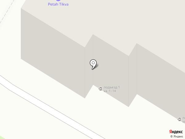 Петах Тиква на карте Читы