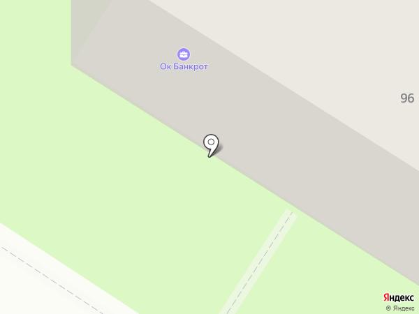 Букетная на карте Читы