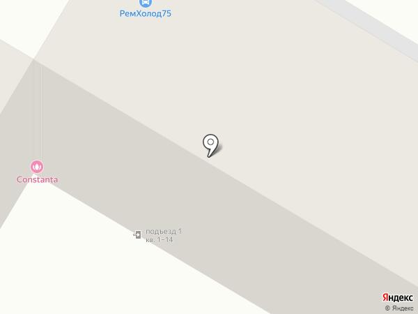 Фирма по ремонту рефрижераторов и холодильного оборудования на карте Читы