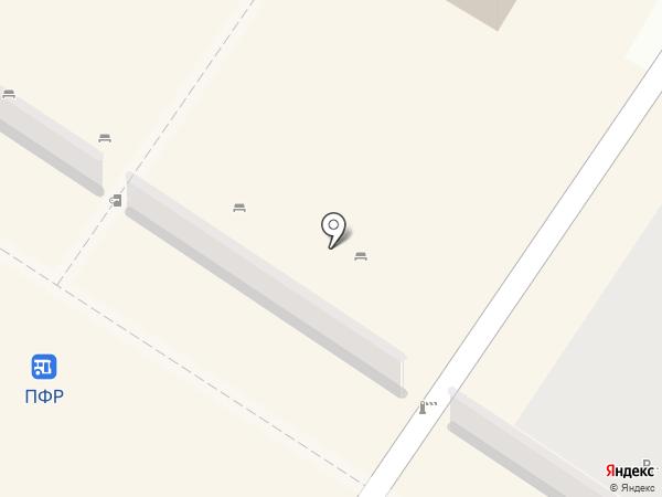 Отделение Пенсионного фонда РФ по Забайкальскому краю на карте Читы