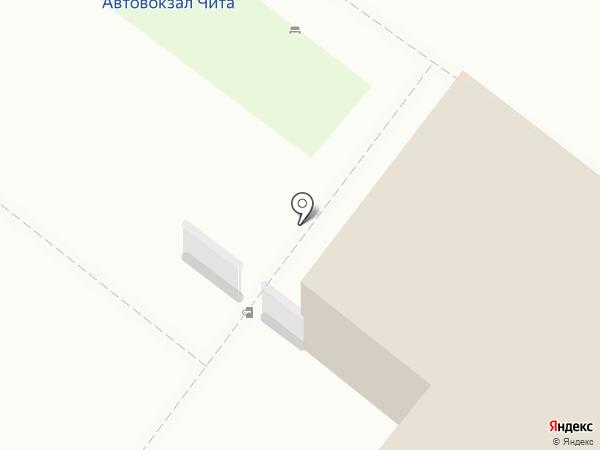 Продуктовый магазин на карте Читы