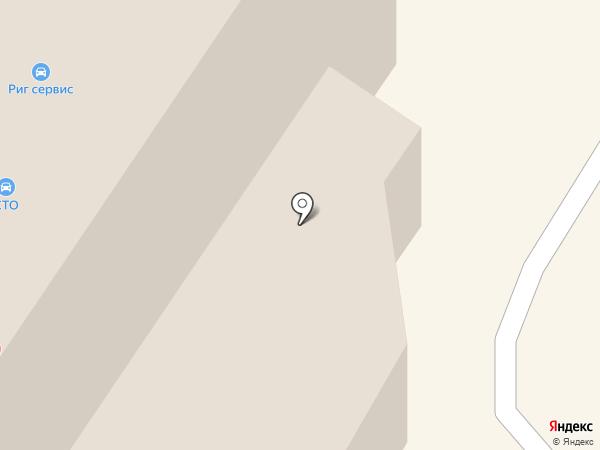 Учебно-практический центр на карте Читы