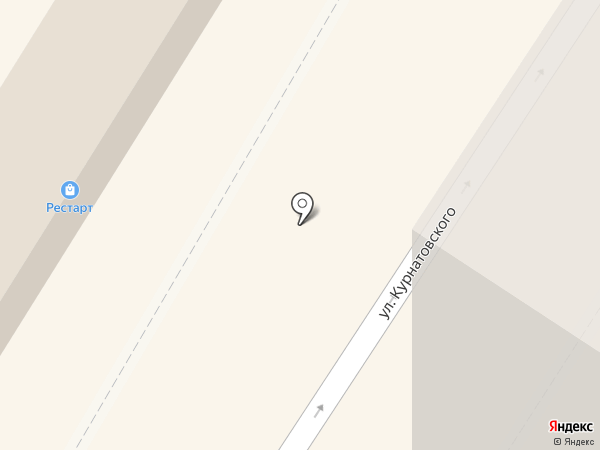 Аргамак на карте Читы
