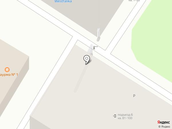 ЛупСан на карте Читы