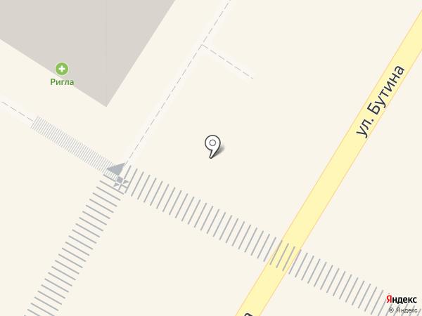 Бухгалтер на карте Читы