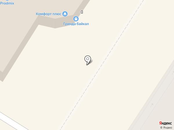 ЗаОдно на карте Читы