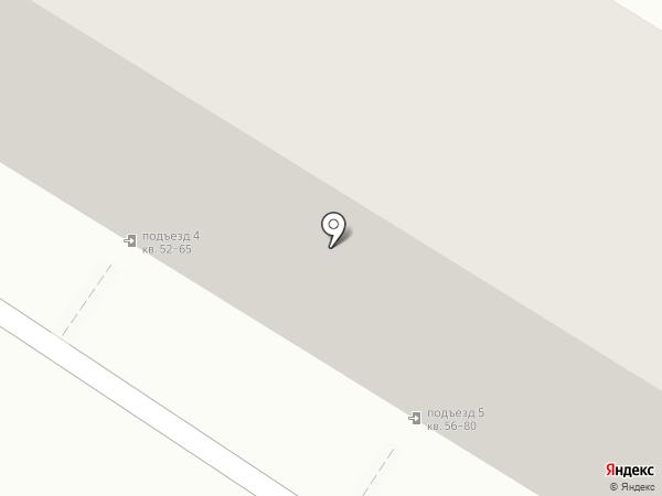 Кларис на карте Читы