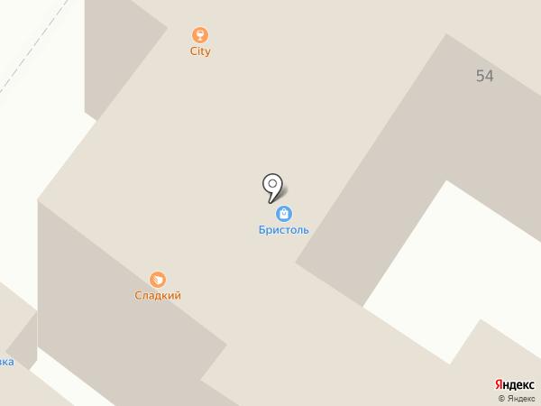 Сити на карте Читы